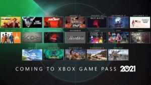 Xbox Game Pass - zapowiedzi z E3 2021