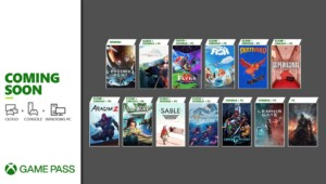Xbox Game Pass - wrzesień 2021