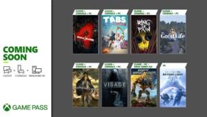 Xbox Game Pass - pierwsza połowa października 2021